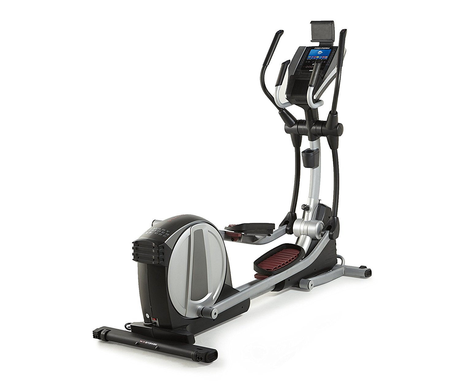 Life Fitness 8500 Elliptical Review